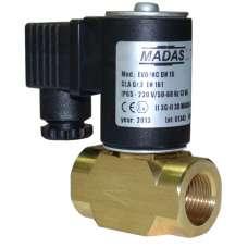 Электромагнитный клапан MADAS EVO/NC муфтовый Ду15 Н.З. 0,2 bar