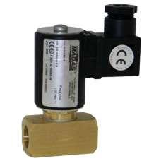 Электромагнитный клапан MADAS M15-1 муфтовый Ду15 Н.З. 4 bar