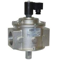 Электромагнитный клапан MADAS M16/RM N.A. муфтовый Ду32 Н.О. 500 mbar