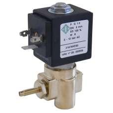 """Электромагнитный клапан ODE 21A16KE30 муфтовый Ду8  G1/4"""" Н.З"""