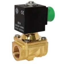 "Электромагнитный клапан ODE 21H8KE(V)120 муфтовый Ду15  G1/2"" Н.З"